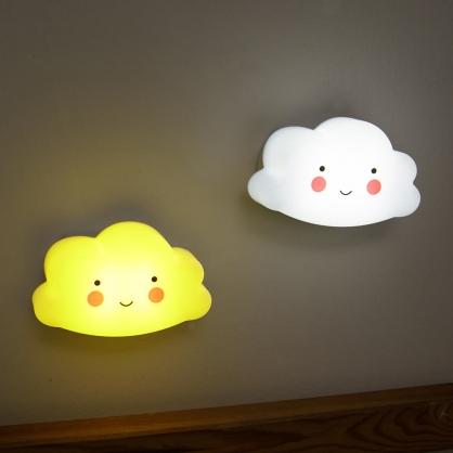 【小小NG】雲朵遙控小夜灯
