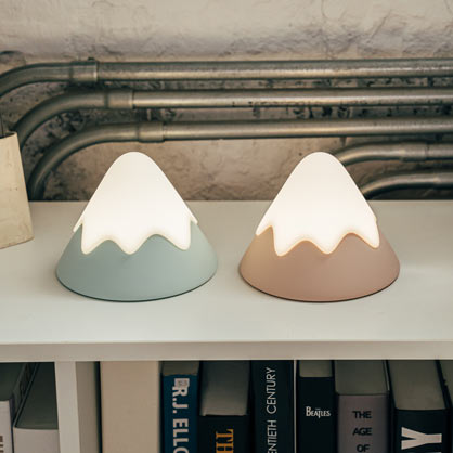 富士山小夜燈