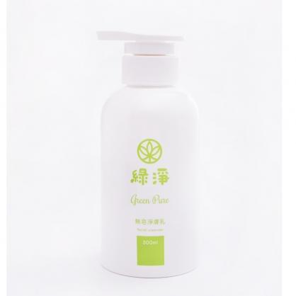 綠淨無皂淨膚乳-蘭花(居家瓶)
