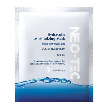 【NEOASIA妮傲絲翠】玻尿酸高效潤膚水凝膜*10片/盒 (2019/06)