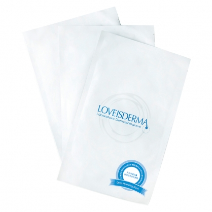 【LOVEISDERMA愛斯德瑪】高效抗老保濕生物纖維面膜 50ml*3片/盒