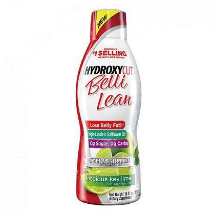 【GNC 健安喜】BelliLean 新喜纖飲品-萊姆檸檬口味(475 毫升) 液態紅花籽油