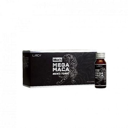 【GNC 健安喜】LAC 活力 瑪卡飲(30ml/瓶,10瓶/盒)