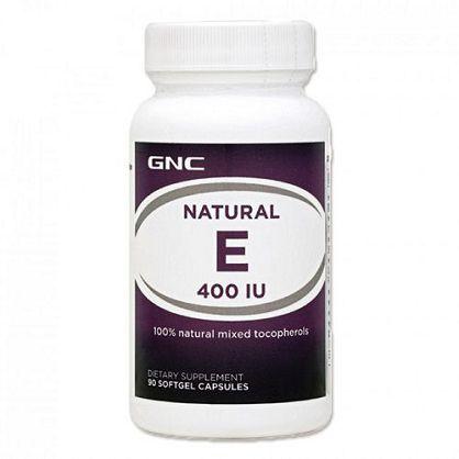【GNC 健安喜】維生伊 400膠囊食品(90顆)