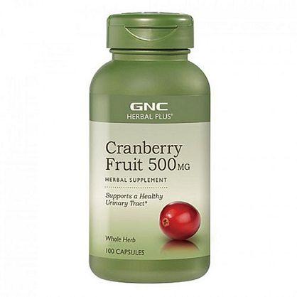 【GNC 健安喜】蔓越莓膠囊食品(100顆)