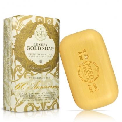 【Nesti Dante那是堤】黃金能量皂 250g