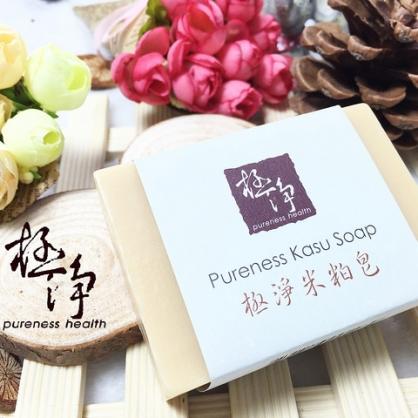【Pureness Health】極淨米粕皂 100g
