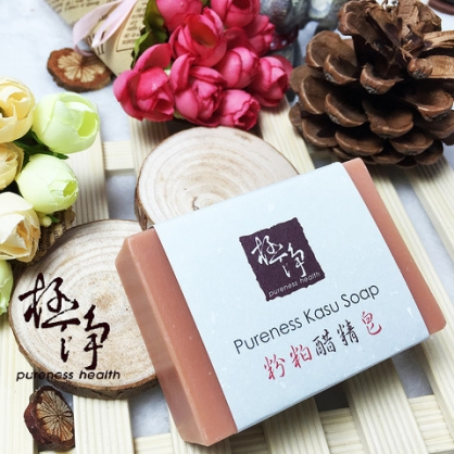【Pureness Health】粉粕醋精皂 100g