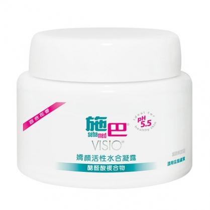 【Sebamed施巴】嬌顏活性水合凝露(百合花香) 50ml