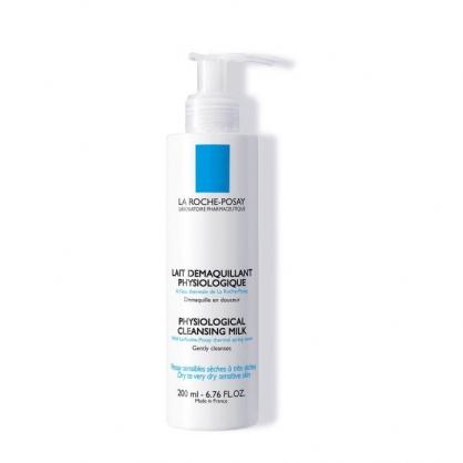 【La Roche-Posay理膚寶水】舒緩保濕高效卸妝乳 200ml