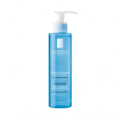 【La Roche-Posay理膚寶水】舒緩保濕卸妝水凝膠 195ml