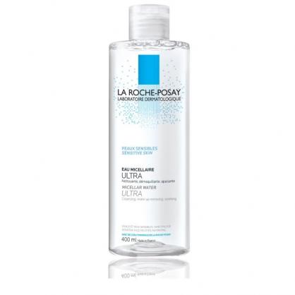 【La Roche-Posay理膚寶水】清爽保濕卸妝潔膚水 400ml