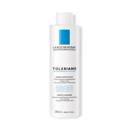 【La Roche-Posay理膚寶水】多容安清潔卸妝乳液 200ml