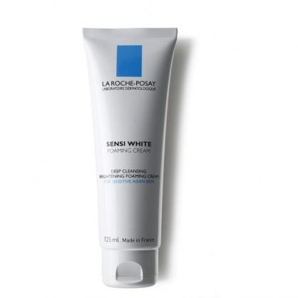 【La Roche-Posay理膚寶水】三合一高效煥白洗面乳 125ml
