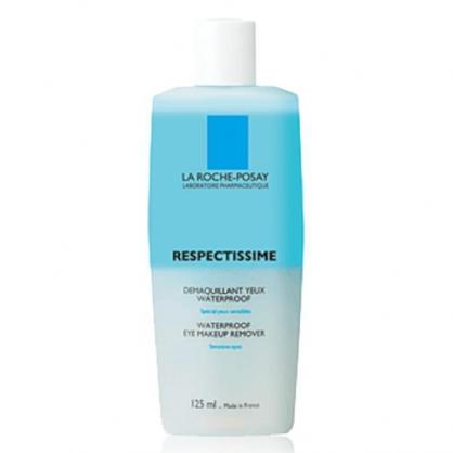 【La Roche-Posay理膚寶水】高效溫和眼部卸妝液 125ml