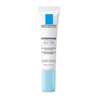 【La Roche-Posay理膚寶水】全日長效玻尿酸保濕修護眼霜15ml