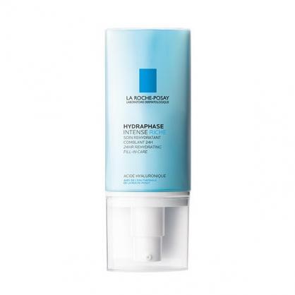 【La Roche-Posay理膚寶水】全日長效玻尿酸修護保濕乳(潤澤型) 50ml