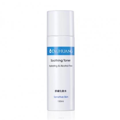 【Dr.HUANG黃禎憲】舒緩化妝水 150ml
