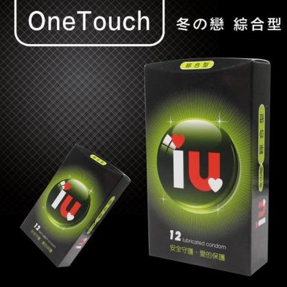 【One Touch-愛接觸】綜合型衛生套12入/盒