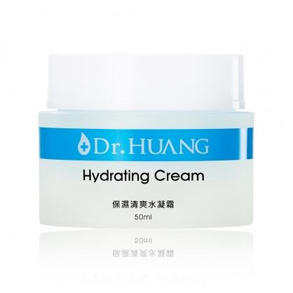 【Dr.HUANG黃禎憲】保濕清爽水凝霜 50ml