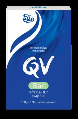 【QV body】QV 無皂鹼潔膚塊 100g
