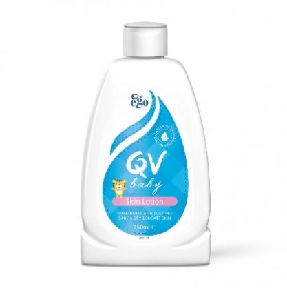 【QV baby】QV嬰兒呵護乳液 250ml