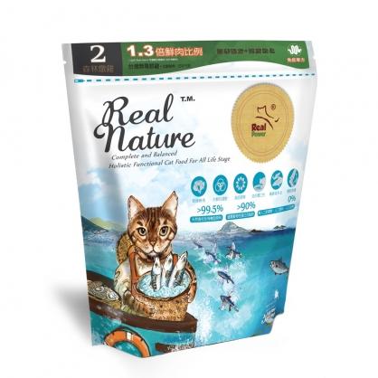 貓糧 2號 森林燉雞 1.5kg (舊包裝)