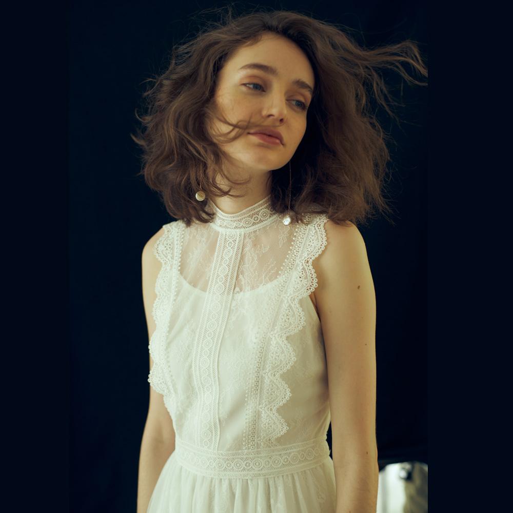 Audrey 赫本俏麗洋裝