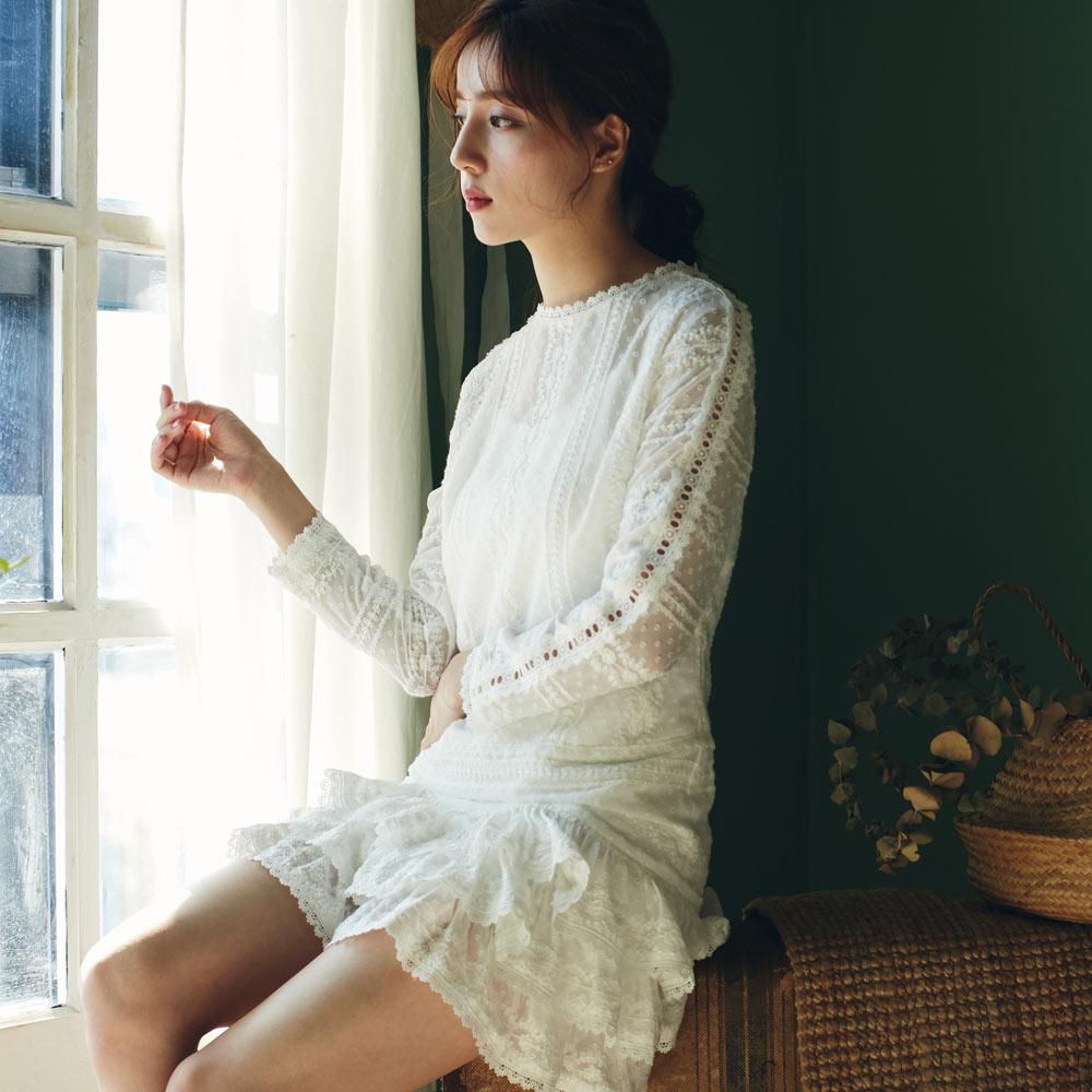 T-Basia巴塞隆納風情洋裝