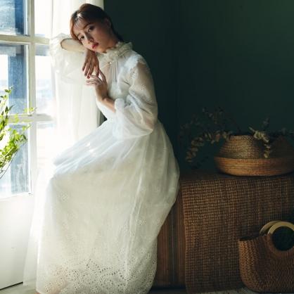 T-Victoria法式維多利亞宮廷浪漫洋裝