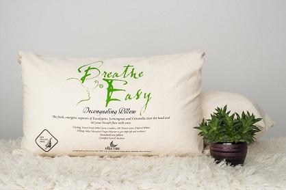 Ellis Fibre Pillow 成人輕喘枕-尤加利桉樹