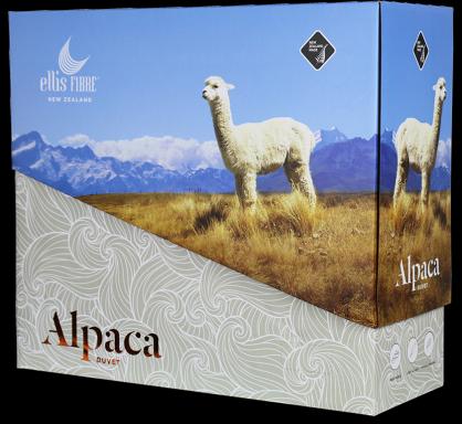 Ellis Fibre Alpaca Duvet 單人羊駝被 400gsm