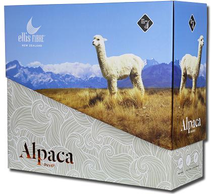 Ellis Fibre Alpaca Duvet 雙人羊駝被 400gsm