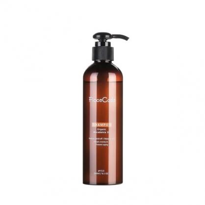 FicceCode 有機堅果油洗髮水260ml