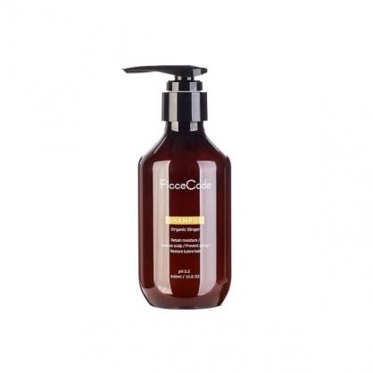 澳洲 FicceCode 有機生薑洗髮水300ml