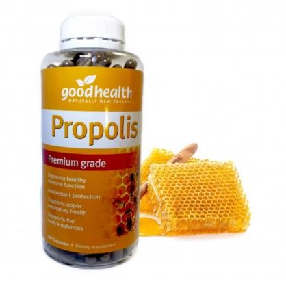 好健康 Good Health Propolis Premium Grade 特級蜂膠300粒