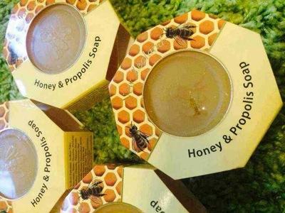 紐西蘭帕氏蜂膠皂 Parrs Honey & Propolis Soap 140g