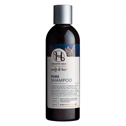 紐西蘭 Holistic Hair 植萃柔順滋養洗髮精 250ml