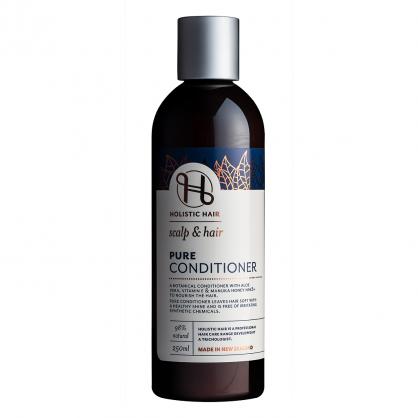紐西蘭 Holistic Hair 植萃柔順滋養護髮素 250ml