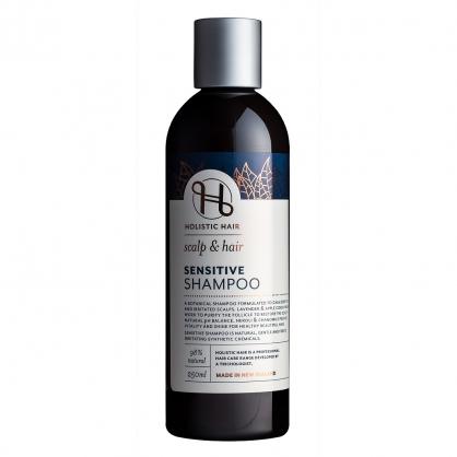 紐西蘭 Holistic Hair Sensitive 植感滋養洗髮精 250ml