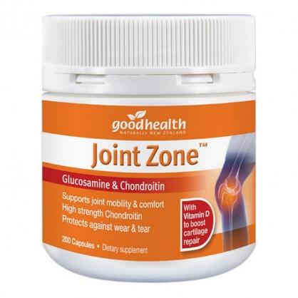 紐西蘭 Goodhealth Joint Zone 200s 好健康 關節靈膠囊 200粒