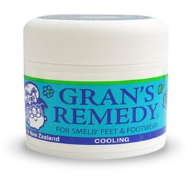 Gran's Remedy Powder Mint 50g 老奶奶臭腳粉 薄荷風味