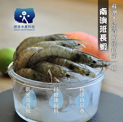 宜蘭南澳班長蝦