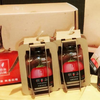 【春霖山園】樹蕃茄果醬禮盒2盒/組
