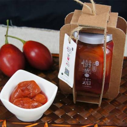 【春霖山園】蜜釀樹蕃茄(300ml瓶裝)4瓶