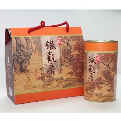 【石門農會】清香鐵觀音半斤禮盒兩盒(150g*2/盒)