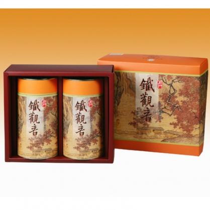 【石門農會】清香鐵觀音茶(300g*2)