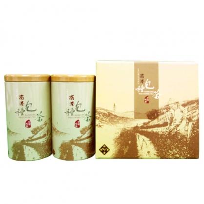 【南港農會】南港包種茶-春/冬茶二兩裝禮盒,四盒組