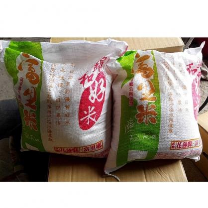 (預購)花蓮富里米台梗4號芋頭香米2袋(12kg/袋)