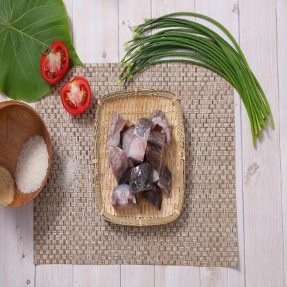 石斑魚切塊-六盒入 (500g/盒)(限時優惠)